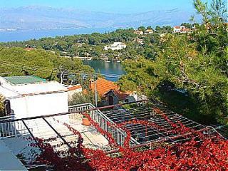 01201SPLI  A1(4) - Splitska - Splitska vacation rentals
