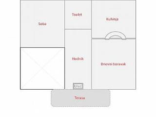 6081 H(8+1) - Brna - Zaklopatica vacation rentals