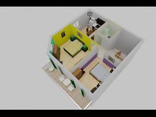 8177  A1(4+1) - Igrane - Igrane vacation rentals