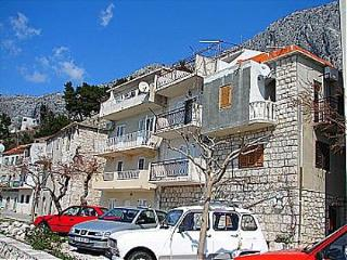 00513DRAS  A1(2+2) - Drasnice - Central Dalmatia vacation rentals