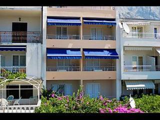 A01413BVOD  SA5(3) - Baska Voda - Baska Voda vacation rentals