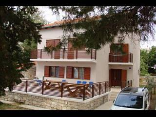 35261  A 1. kat(6+2) - Preko - Island Ugljan vacation rentals