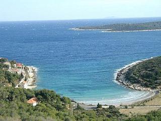 001VMIL  A1(6) - Milna (Vis) - Milna (Vis) vacation rentals