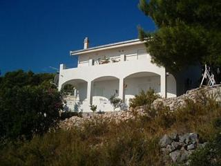 03902STOM  SA1-Oker(2+1) - Stomorska - Grohote vacation rentals