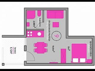2717  SA4(2+1) - Povljana - Povljana vacation rentals