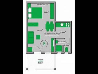 2717  SA5(2+1) - Povljana - Povljana vacation rentals