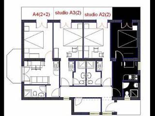 00313ZIVO A4(2+2) - Zivogosce - Zivogosce vacation rentals