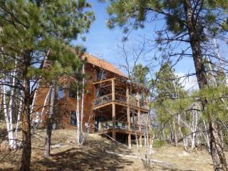 Wandering Star Cabin - South Dakota vacation rentals