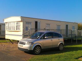 2 Bed dog friendly Caravan on Northshore Skegness - Skegness vacation rentals