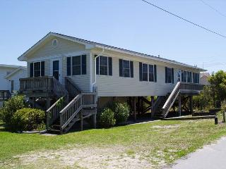 Oceanside House, completely renovated and just steps away from beach access! - Atlantic Beach vacation rentals