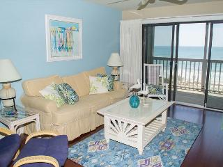 2 BR, 2 BA Oceanfront Condo with views and wide sandy beach! - Pine Knoll Shores vacation rentals