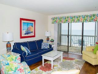 2 BR Oceanfront condo with great panoramic views!! - Indian Beach vacation rentals