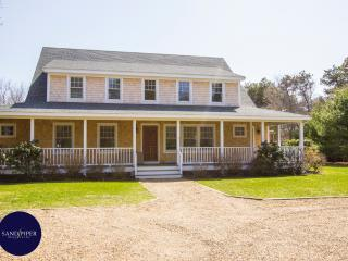 #7155 Delightful Katama beach home offers incredible privacy - Edgartown vacation rentals