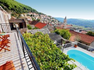 Villa Prusina - Three-Bedroom Villa with Private Pool and Sea View - Island Korcula vacation rentals