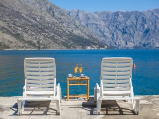 Apartments Daria - One-bedroom apartment with Balcony and Sea View 1 - Montenegro vacation rentals