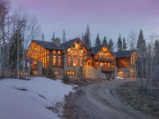 Ruby Ranch Home - 10,000 square feet, rec room, movie theatre, full bar, wine cellar! - Keystone vacation rentals