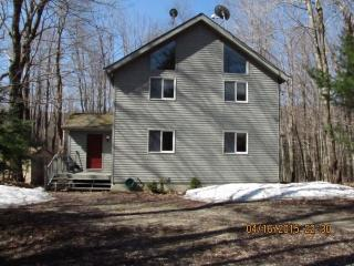 Spacious wooded home - West Stockbridge vacation rentals