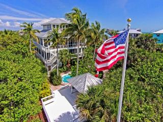 Gulf Dreams on-the-beach - 5 BR- sleeps 12 - Captiva Island vacation rentals