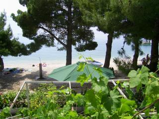 House in Podaca (first row to the sea) - Podaca vacation rentals