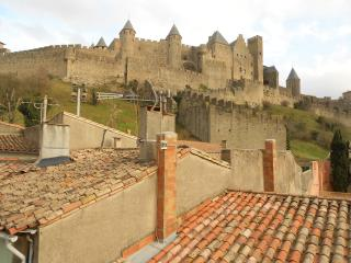 Monet magnificent views of  castle ramparts - Carcassonne vacation rentals