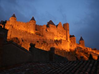 Renoir just below the castle ramparts - Carcassonne vacation rentals