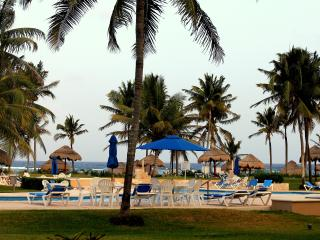 GROUNDFLOOR VDM WIFI WEBER GRILL NEW TO MARKET!!! - Puerto Aventuras vacation rentals