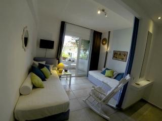 Lovely apartment with garden,N.Marmaras (sleeps 5) - Hanioti vacation rentals
