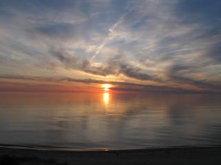 Lake Michigan Beachfront, Sunsets! - Benzonia vacation rentals