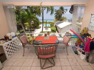 Beach front, right on SMB, Island Pine Villas - Grand Cayman vacation rentals