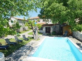 Villa for 8-10 persons near Rovinj - Kanfanar vacation rentals