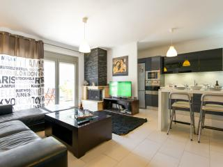 Luxury apartment, free parking - Thessaloniki vacation rentals