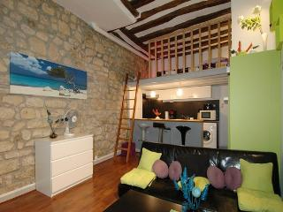 Call Us for this 4p flat in the Latin Quarter #135 - Paris vacation rentals
