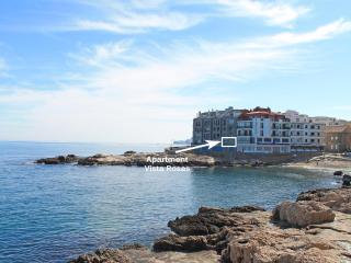 Nice holiday apartment by the beach in l´Escala - L'Escala vacation rentals
