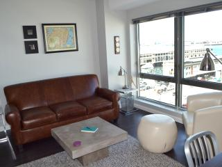 Seaport District Harbor View Luxury Apartment - Boston vacation rentals