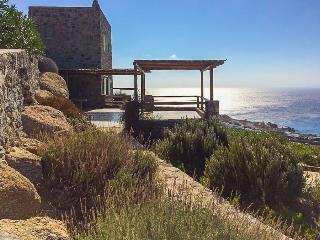 Luxury villa with amazing sea view - Kalafatis vacation rentals