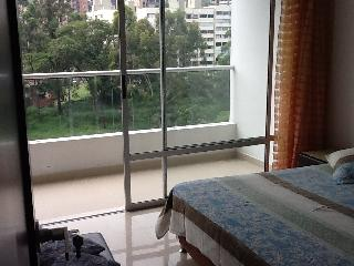 ONE BEDROOM LUXURY MODERN APARTMENT SANTA FE  MALL - Medellin vacation rentals