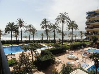 Beach Front Central Marbella SKOL Studio - Marbella vacation rentals