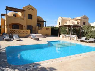 Beautiful Villa on lagoon with heated pool - El Gouna vacation rentals