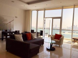 Relax on the Balcony of our Large 1 Bed in Tiara - United Arab Emirates vacation rentals