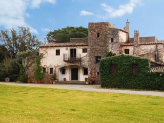 Luxury Rustic Masia, sea views, quick walk 2 beach - Palamos vacation rentals
