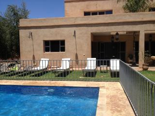Villa Pauline( pool & jacuzzi) - Marrakech vacation rentals