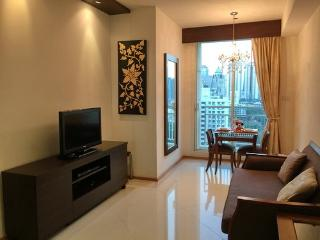 The Empire Place-Luxaury condo with full facilities and close to sky train - Samut Prakan Province vacation rentals