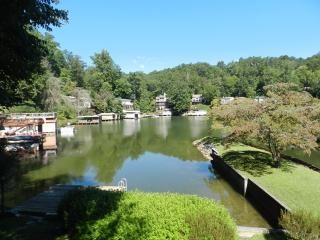 4 Bdrm Home on Lake Lure with dock & canoe. - Lake Lure vacation rentals