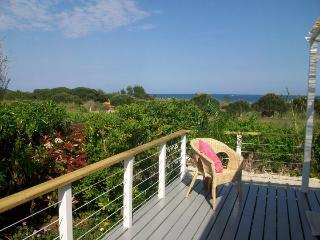 NEW : seaview, wineyards at pampelonne beach - Ramatuelle vacation rentals