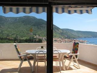 Maestral Apartment in Komiza, island Vis, Croatia - Komiza vacation rentals