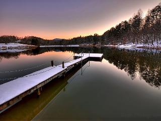 A Lodge with Lake Frontage - Blue Ridge vacation rentals