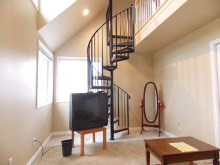 Bellevue Downtown Spiral Stairs - Seattle Metro Area vacation rentals