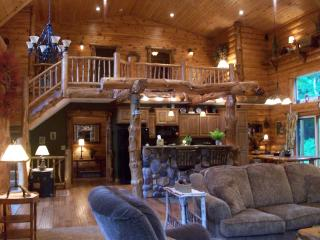 Rustic Lodge (rent  based on 6 guest) - Spooner vacation rentals