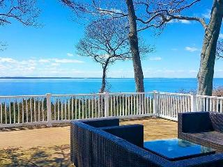 Beautiful Waterfront Home with private beach - Fair Harbor vacation rentals
