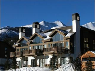 Lovely Condo at Base of Peak 9 - Corner Unit One Block to Main Street (13596) - Breckenridge vacation rentals